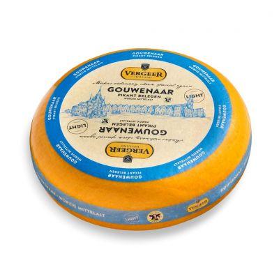 Gouwenaar Light Pikant - vähendatud rasvasisaldusega lehmapiimajuust